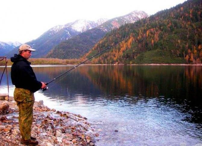 Рыбалка на байкале — об озере, где и как ловить, фото и видео