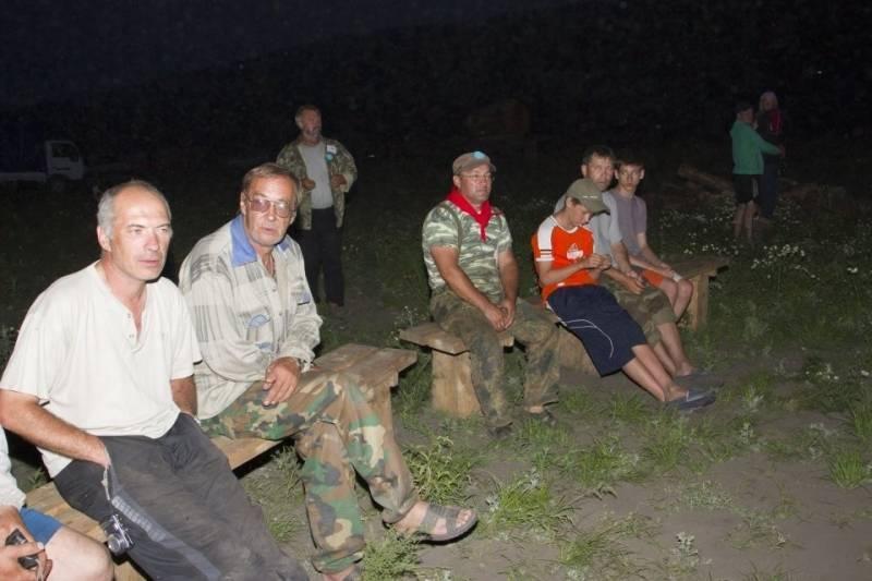 Душевная рыбалка взаливе Огур Балахтинского района