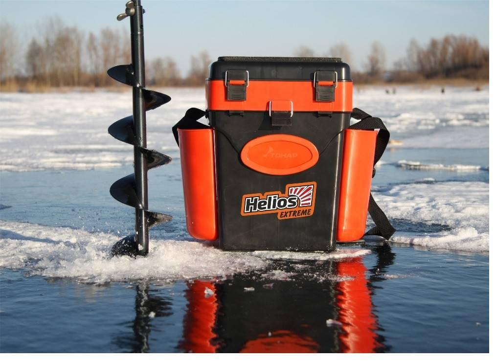 Аксессуары для зимней рыбалки