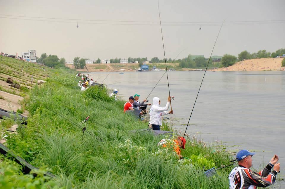 Лунское озеро - всё о рыбалке на водоеме, для рыбаков города нижний новгород.