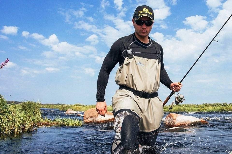 Чем хороши рыболовные вейдерсы?