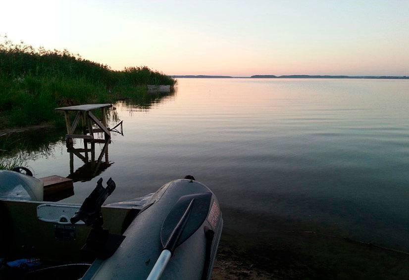 Рыбные места во владимирской области и владимире