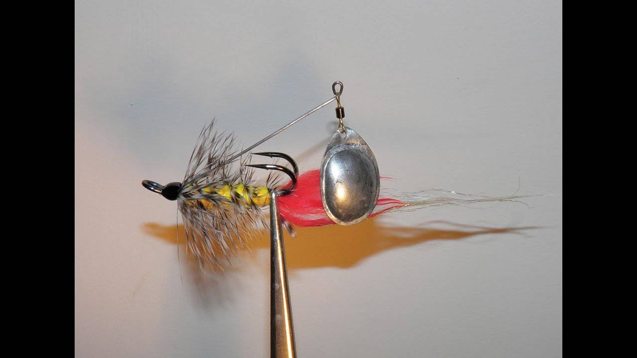 Ловля спиннингом на мушку — общие правила этого метода - рыба