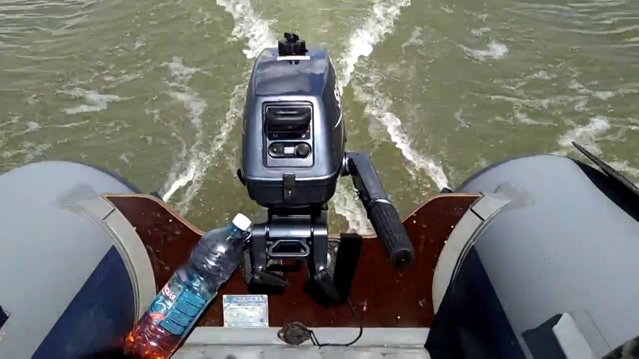 Как увеличить мощность лодочного мотора - раздушить 2 и 4 тактный двигатель, другие способы