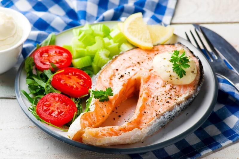 Запеченный лосось (32 рецепта с фото) - рецепты с фотографиями на поварёнок.ру