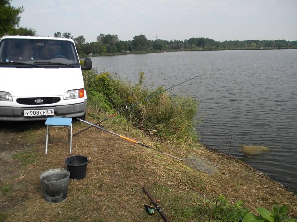 Рыболовные базы краснодарского края - отзывы и цены, видео и фото