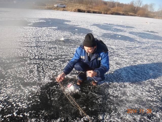 Как сделать рыболовную косынку для зимней рыбалки