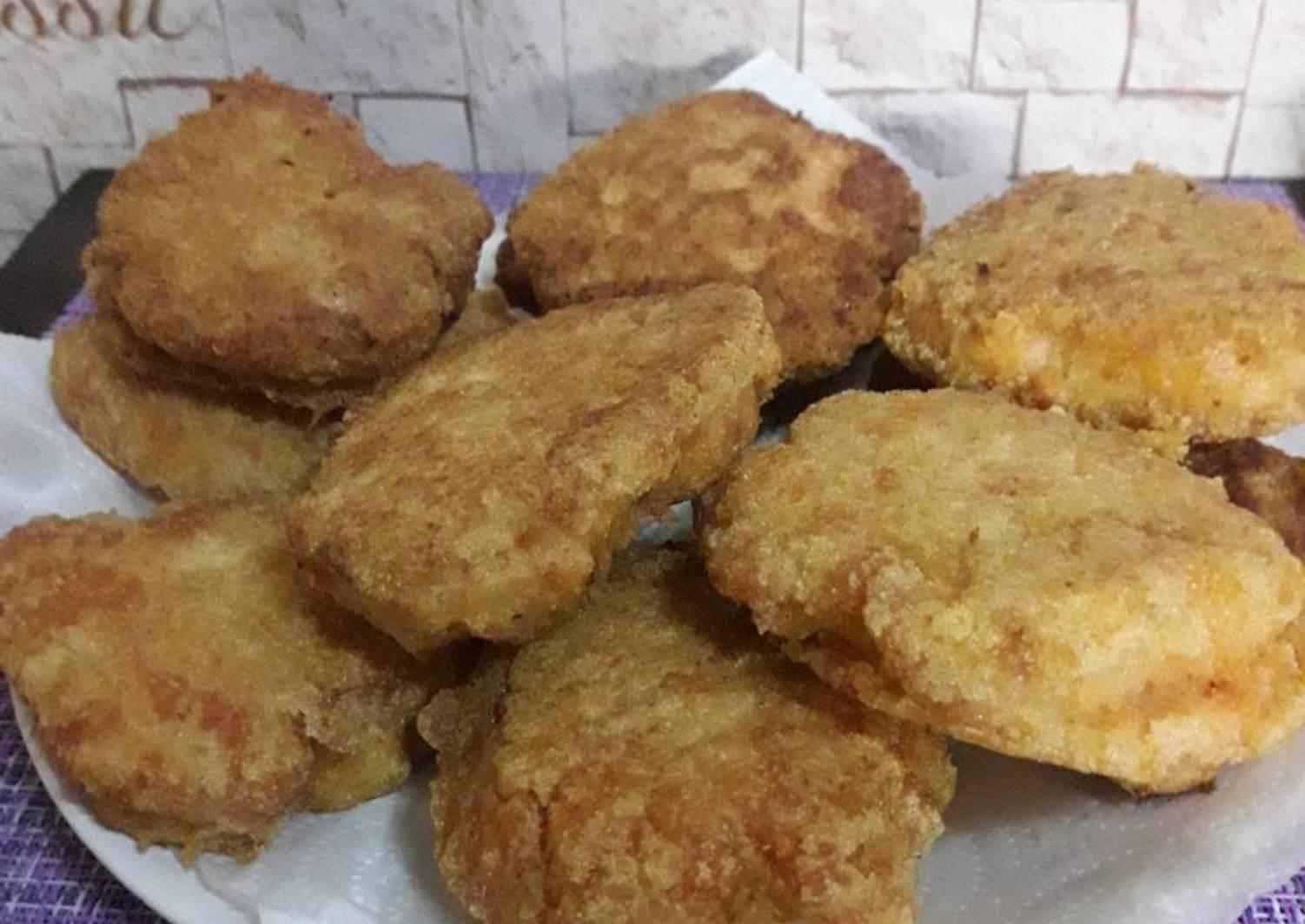 Котлеты из толстолобика — рыбные рецепты