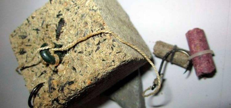 Ловля на жмых - сазана и карпа, оснастка и ее самостоятельное изготовление