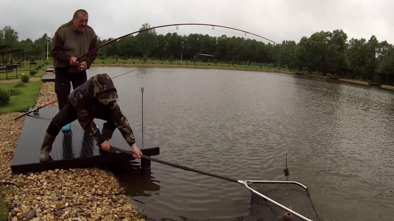 Лучшие места для рыбалки в раменском районе
