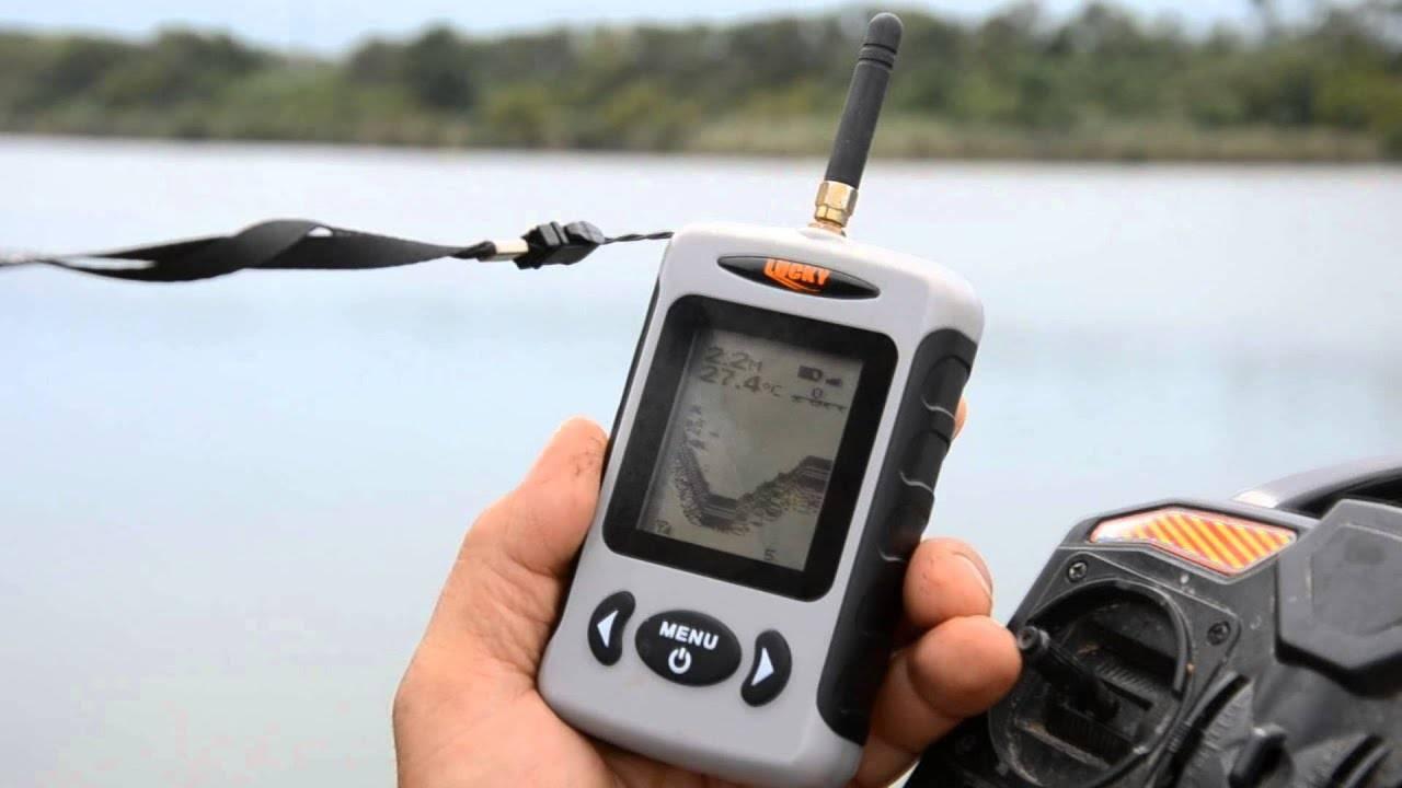 Как выбрать эхолот для рыбалки с берега, обзор лучших моделей