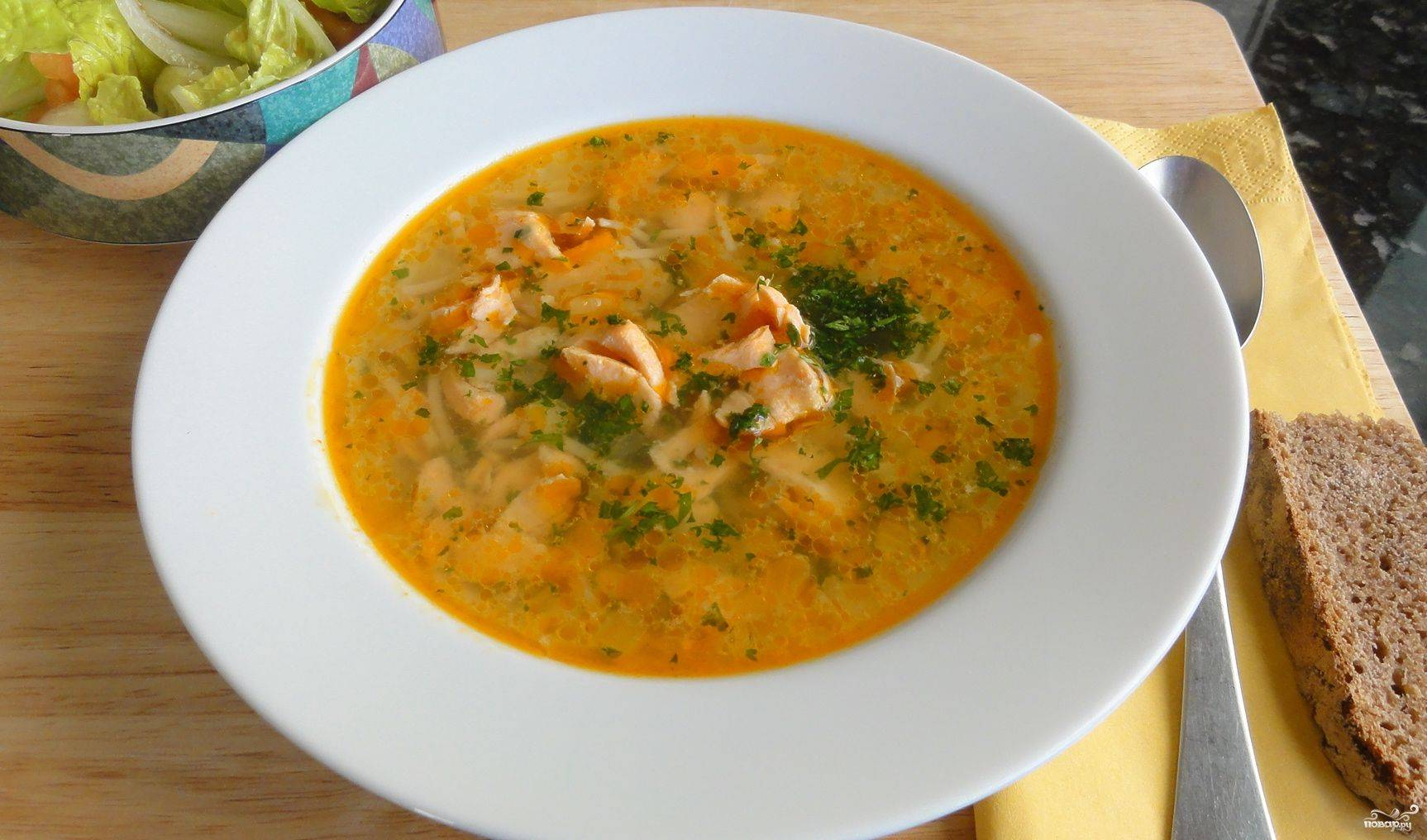 Готовим быстро – супы из консервированной горбуши. испытанные народные рецепты супов из консервированной горбуши