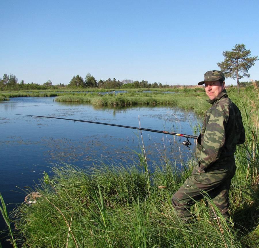 15 лучших рыболовных мест калужской области. бесплатные и платные | животный мир