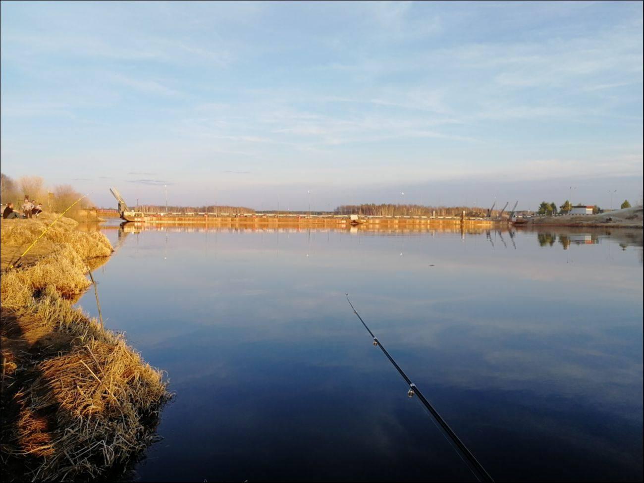 Рыбалка в сургуте на щуку, места для ловли в сургутском районе