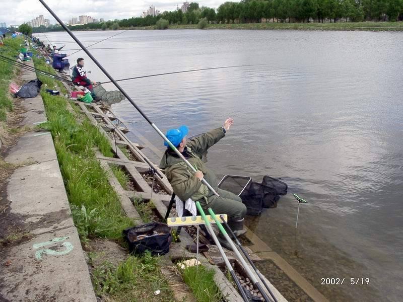 Рыбные места в нижнем новгороде