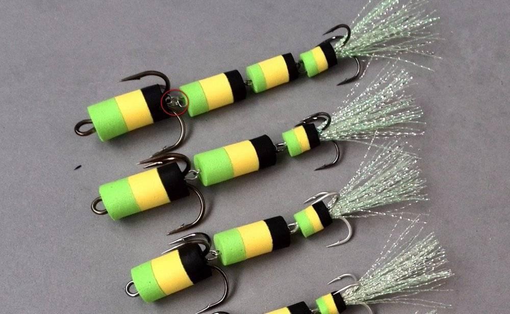 Как изготовить мандулу своими руками и использовать её для ловли судака, щуки или прочих видов рыб