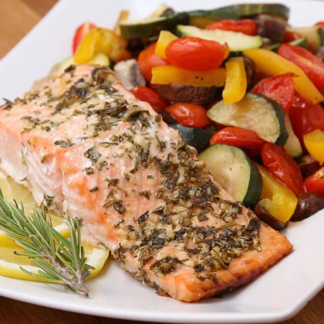 Гарнир к рыбе (жареной, запеченной, копченой): рецепты, что лучше приготовить