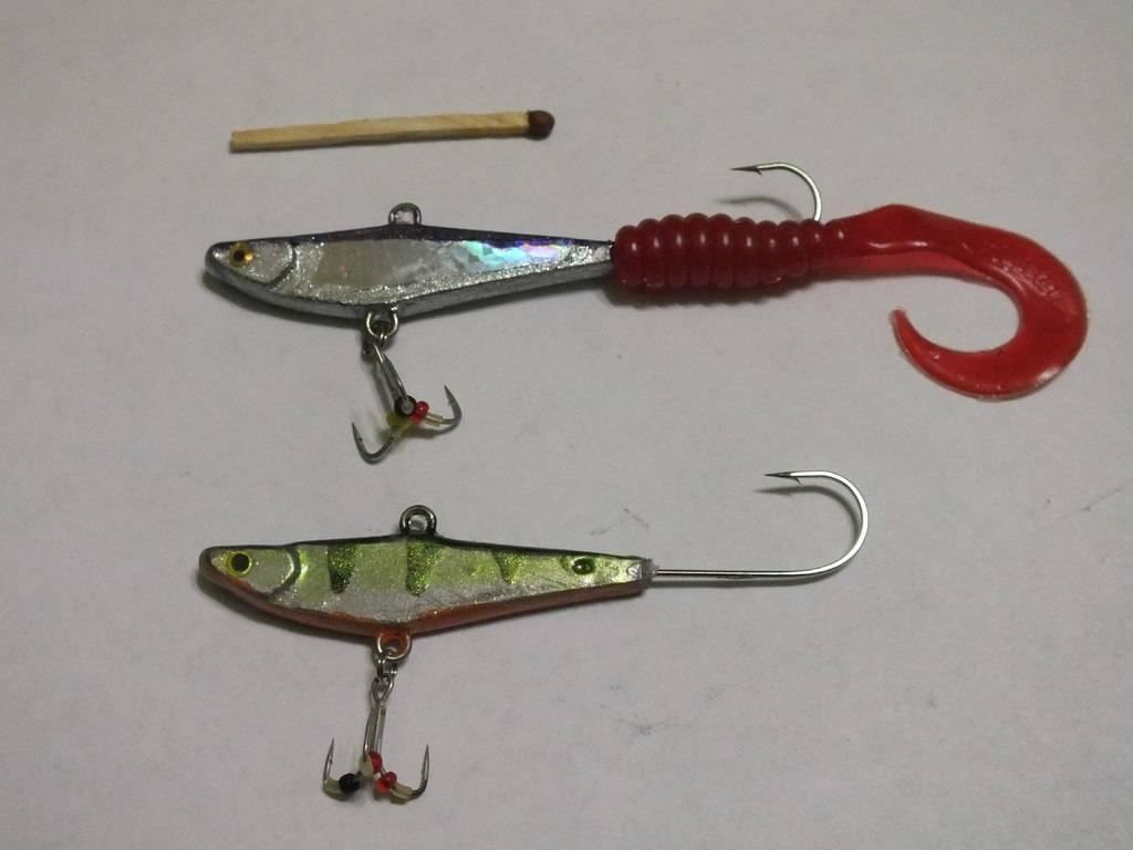 Самодельные балансиры для зимней - летней рыбалки
