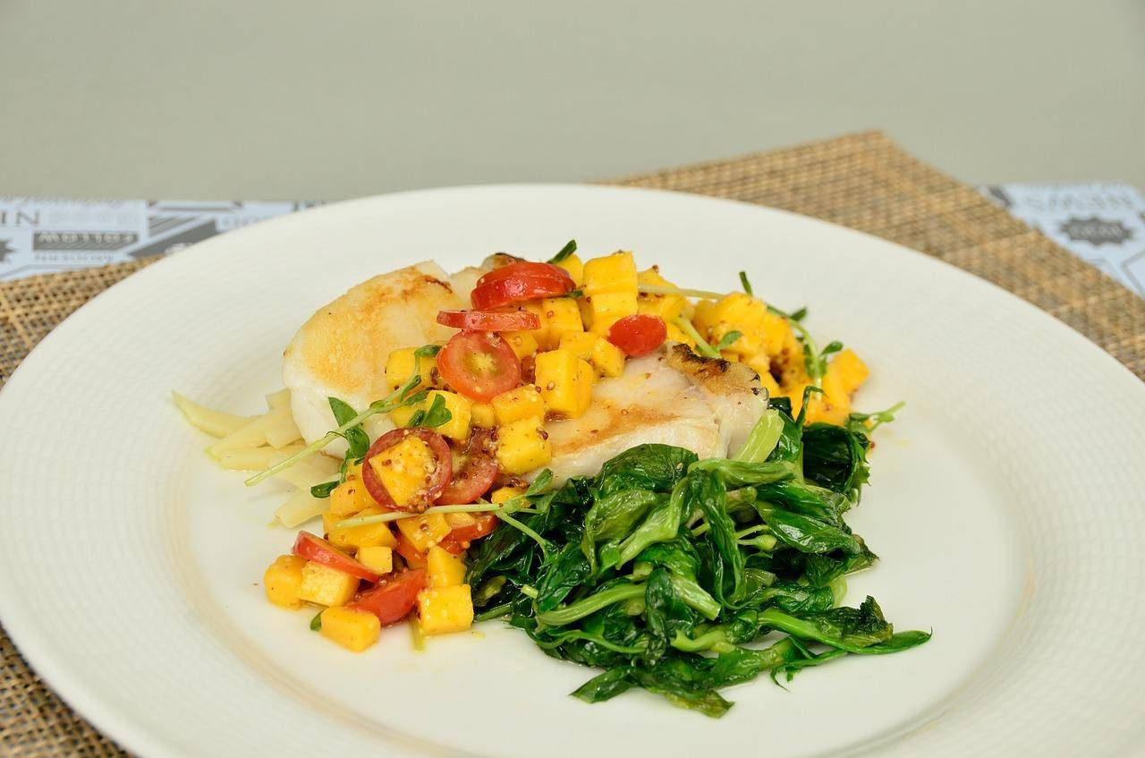 Гарнир к жареной рыбе рецепты с фото - простые пошаговые рецепты с фотографиями