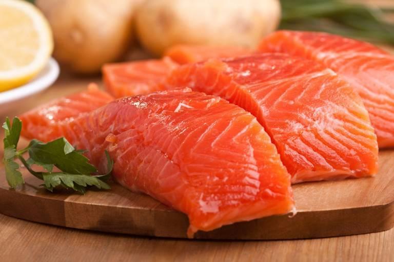 Рецепты из тунца