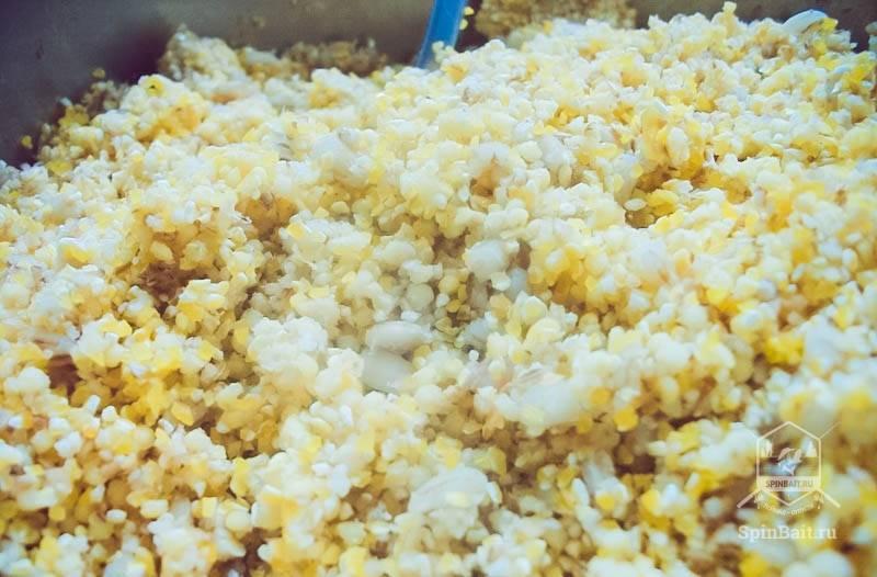Как готовить салапинскую кашу для фидера? – суперулов – интернет-портал о рыбалке