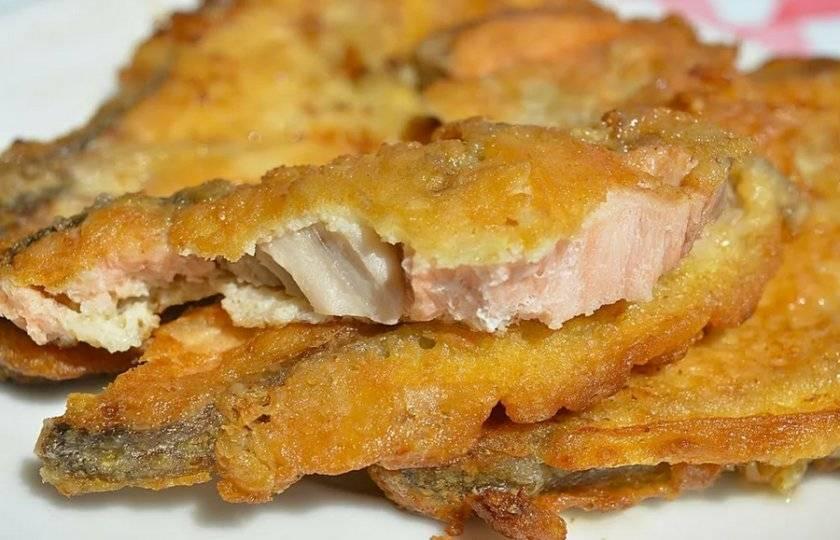Три рецепта рыбы под маринадом