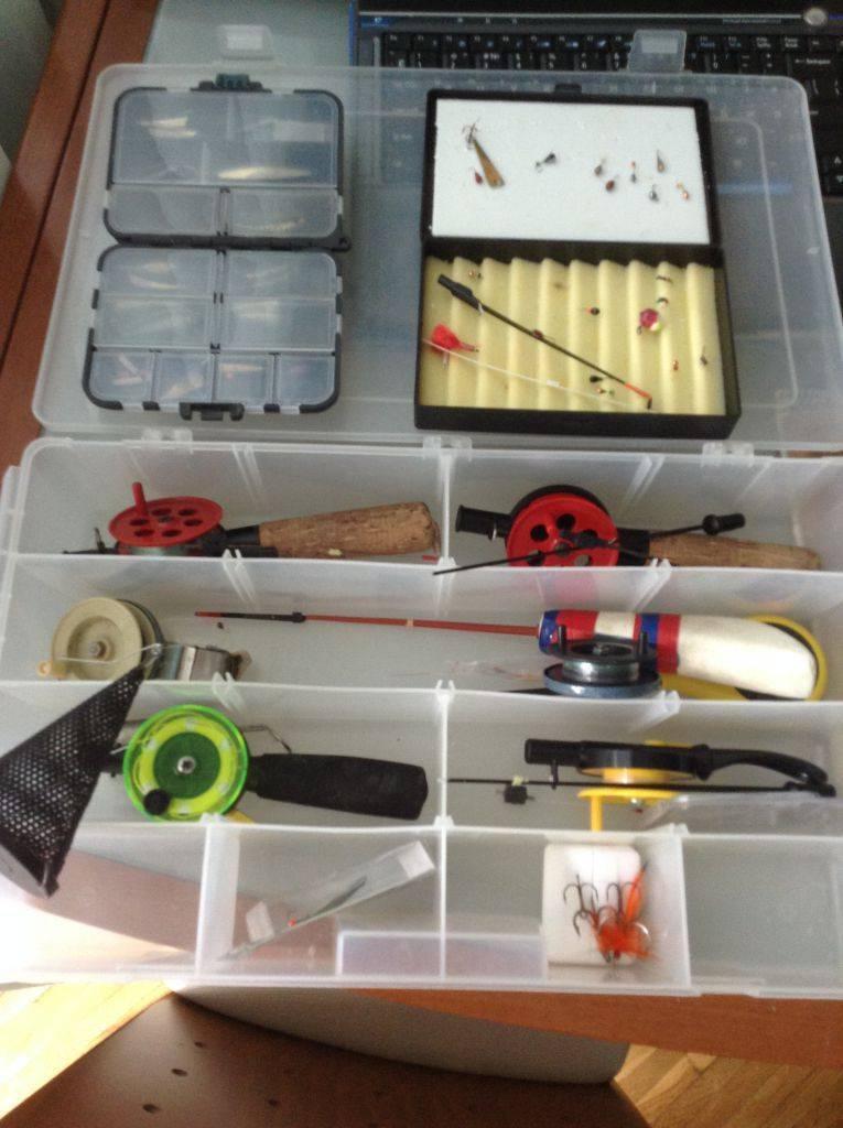 Готовим необходимое снаряжение для зимней рыбалки: снасти своими руками