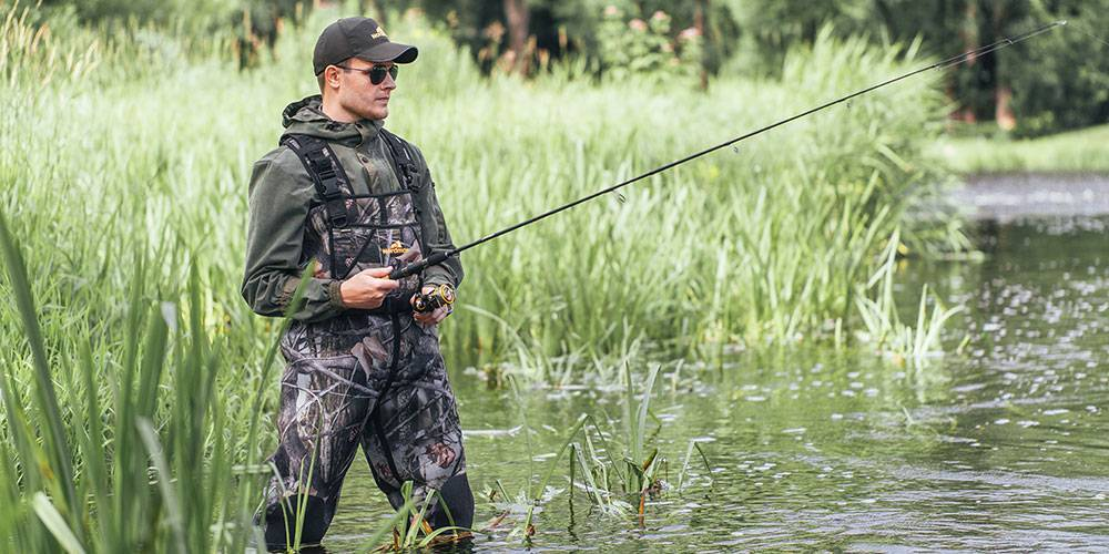 Выбираем удобные вейдерсы для охоты и рыбалки