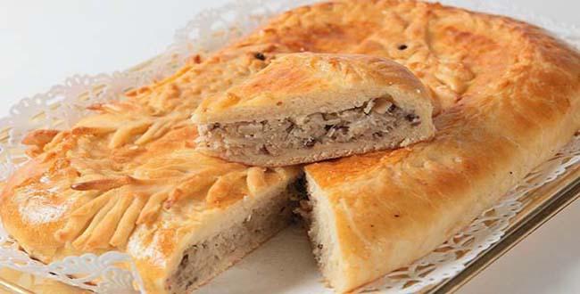 Пошаговый рецепт пирога с капустой и рыбой - кушаем вкусно