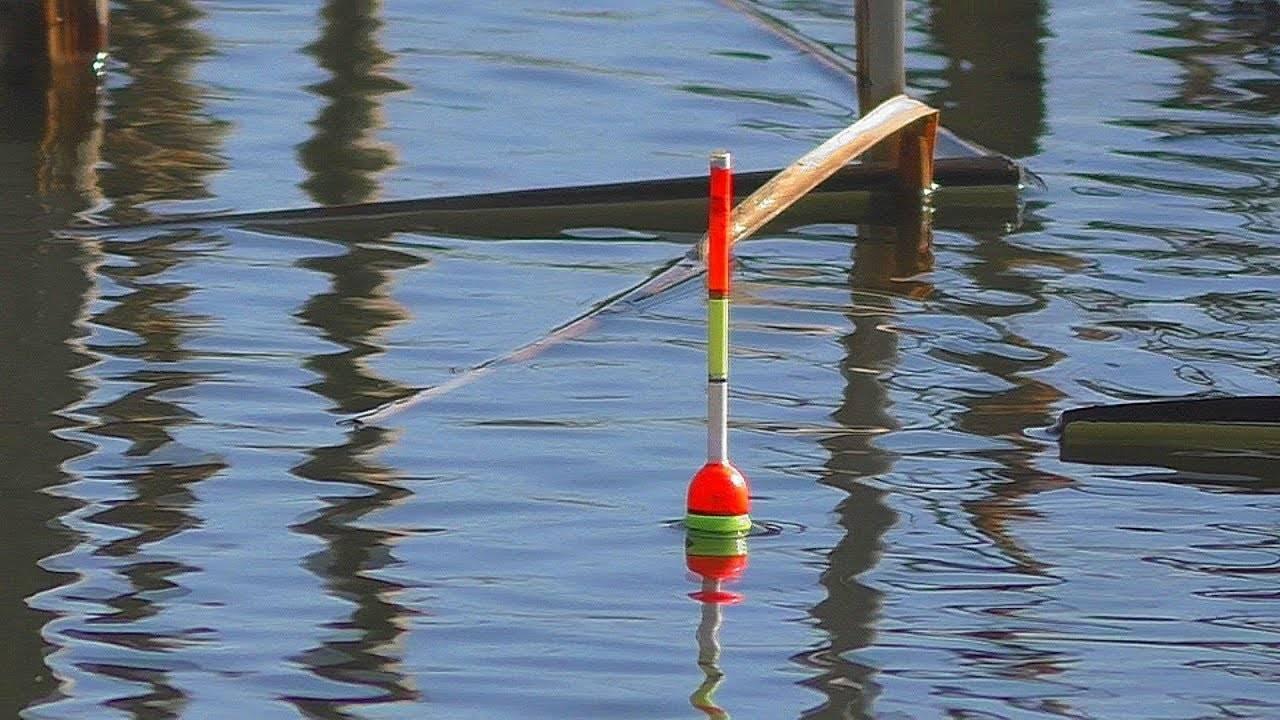 Рыбная ловля на медленно погружающуюся насадку, с поплавком-грузом и в подкидку