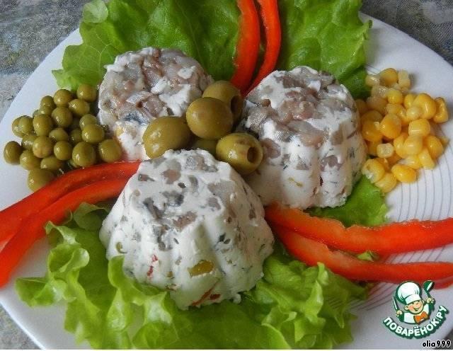 Салат из консервированной скумбрии - это всегда вкусно и просто: рецепт с фото и видео