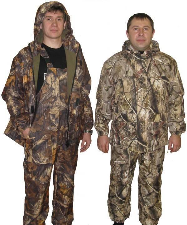 Как выбрать костюм для зимней рыбалки