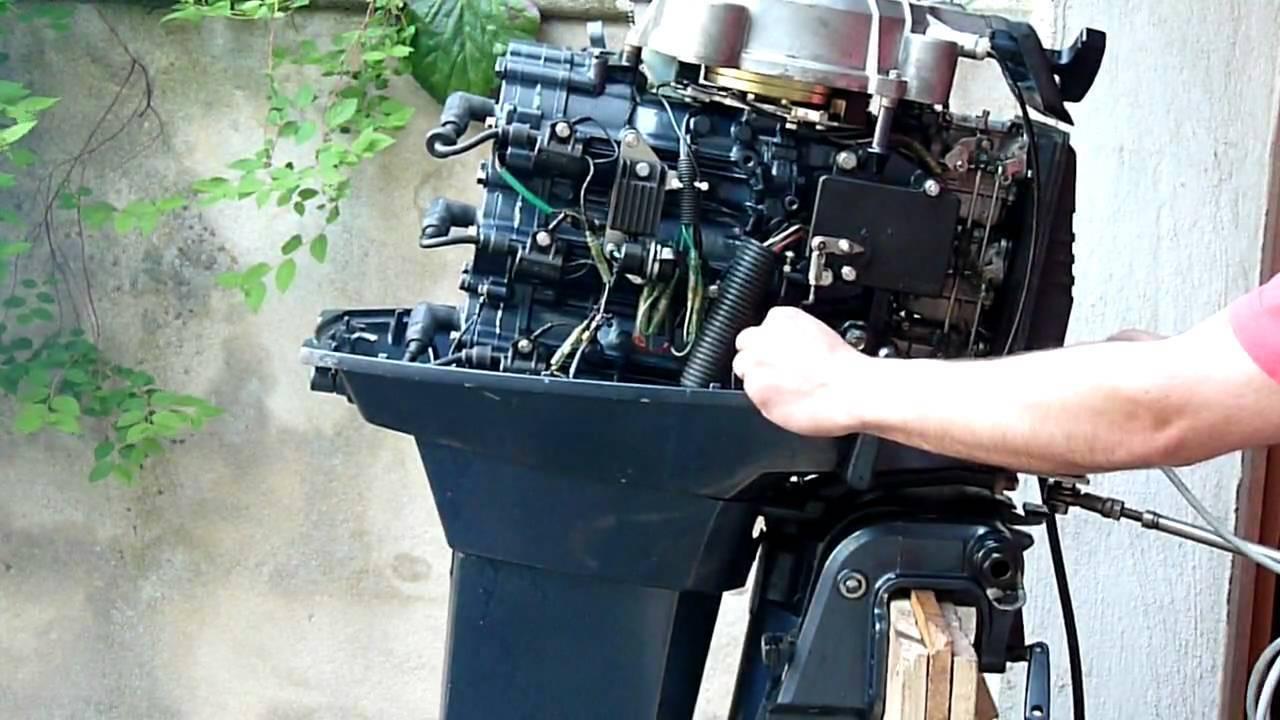 Важное, что нужно знать при использовании подвесных лодочных моторов - ремонт мото техники