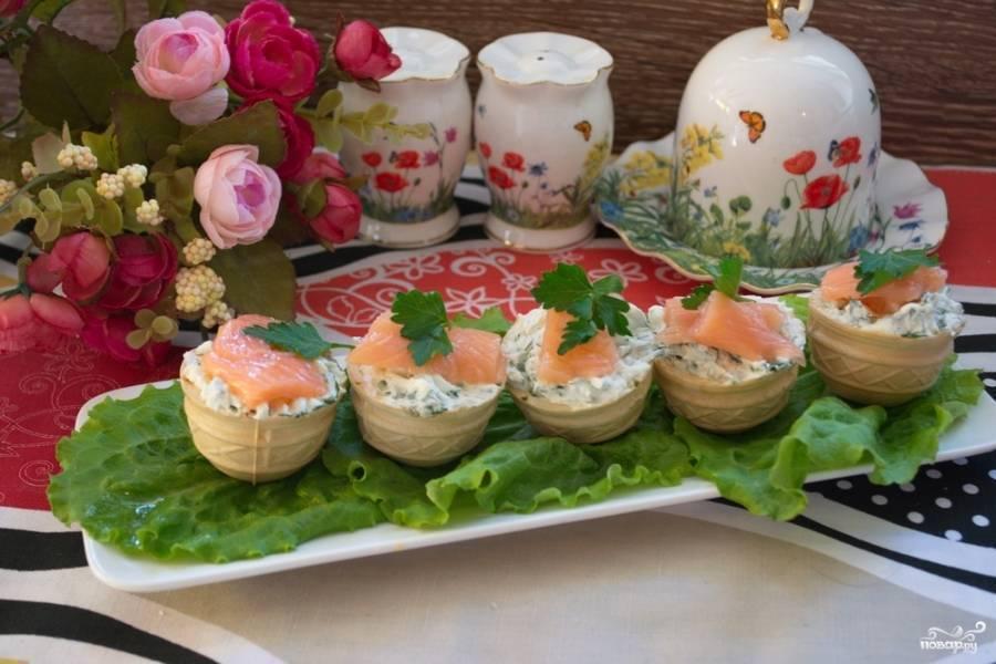 Тарталетки с начинкой — 10 самых вкусных и простых рецептов