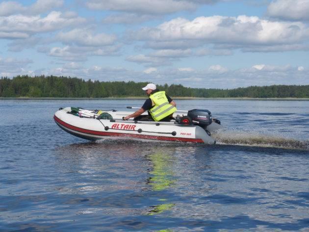 Какие лодки подлежат регистрации в гимс в 2016-2017 году и на какую лодку нужны права