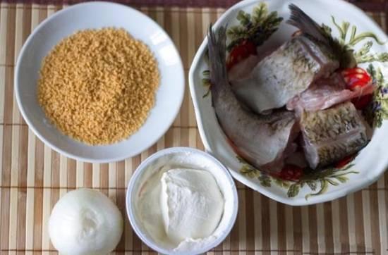 Язь в духовке – 4 вкусных рецепта