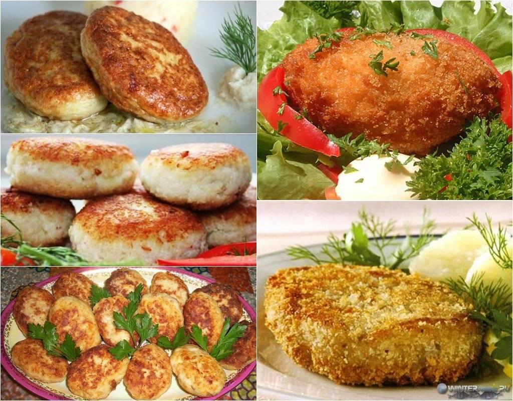 Рыбные котлеты из щуки: в духовке, мультиварке, на сковроде. лучшие рецепты сытных рыбных котлет из щуки с капустой, салом, перцем