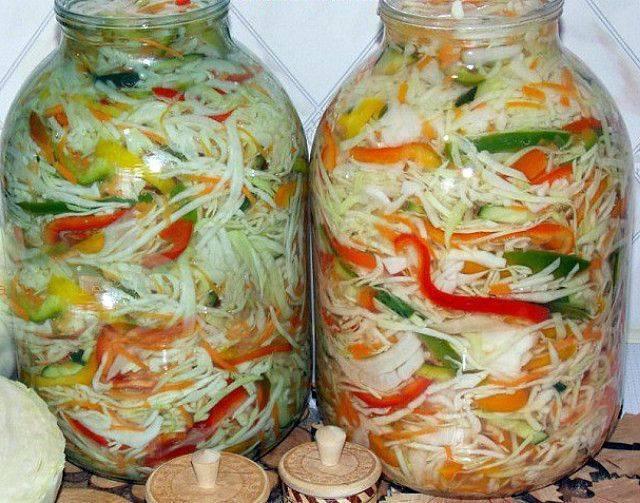 Салат с рыбой на зиму: очень вкусные рецепты необычной пикантной заготовки