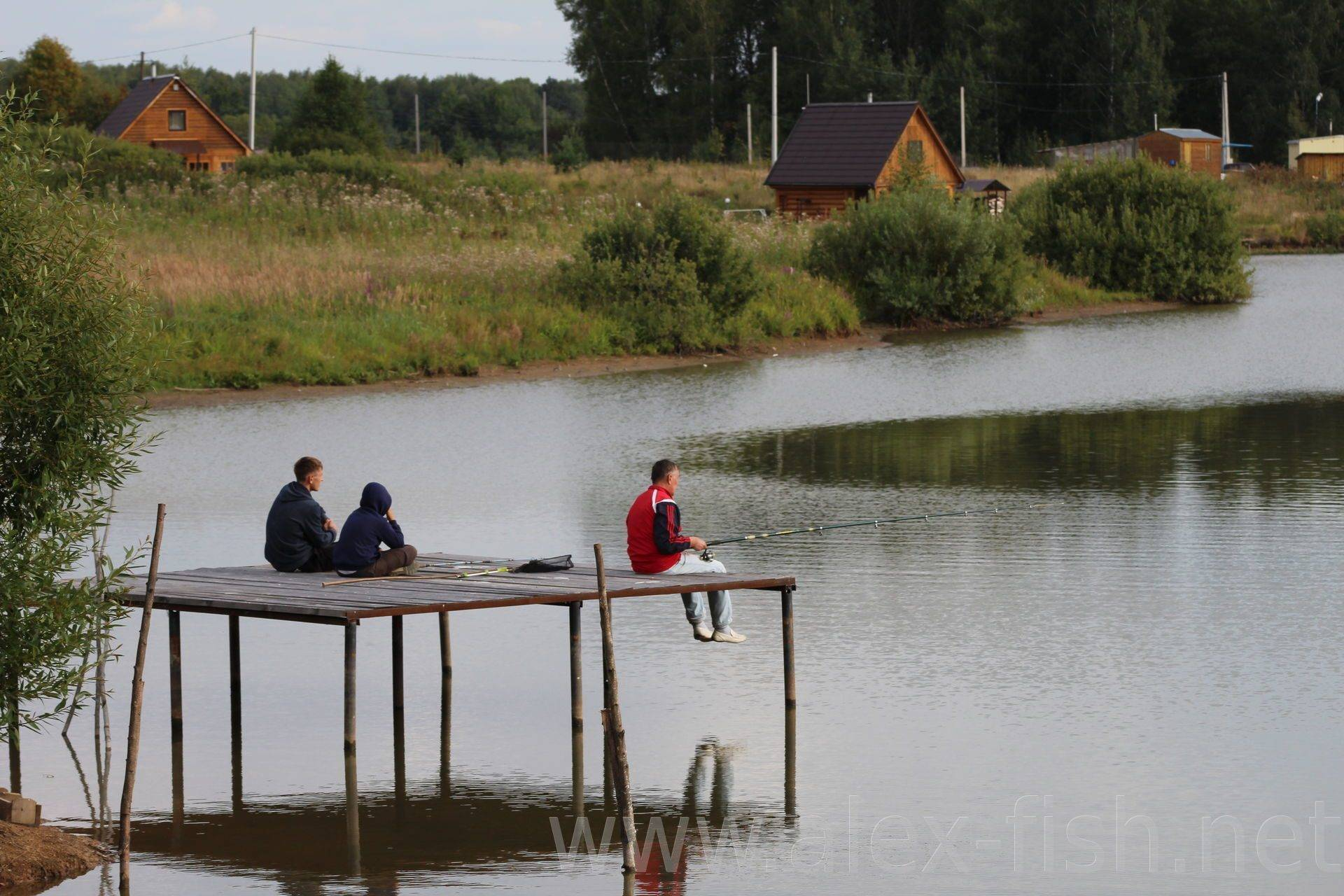Рыбалка в калужской области: подробная информация