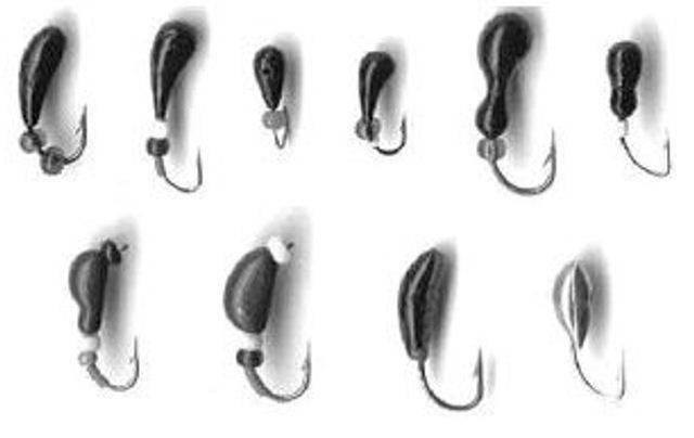 Мормышки на окуня своими руками – инструкция [2019]