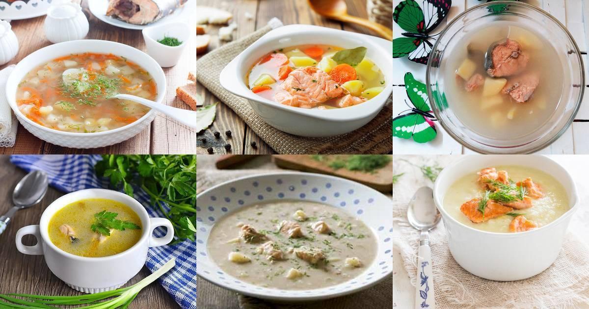 Суп из консервированной горбуши — экономия времени для тех, кто любит вкусно поесть: рецепт с фото и видео
