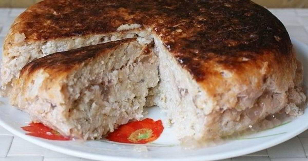 Рыбное суфле в духовке как в детском саду рецепт с фото пошагово - 1000.menu