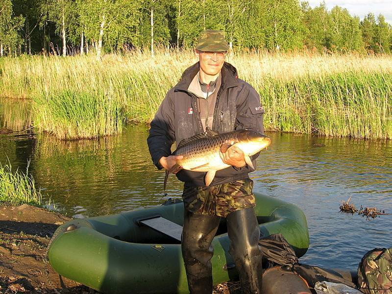 Рыбалка в свердловской области: платная и бесплатная