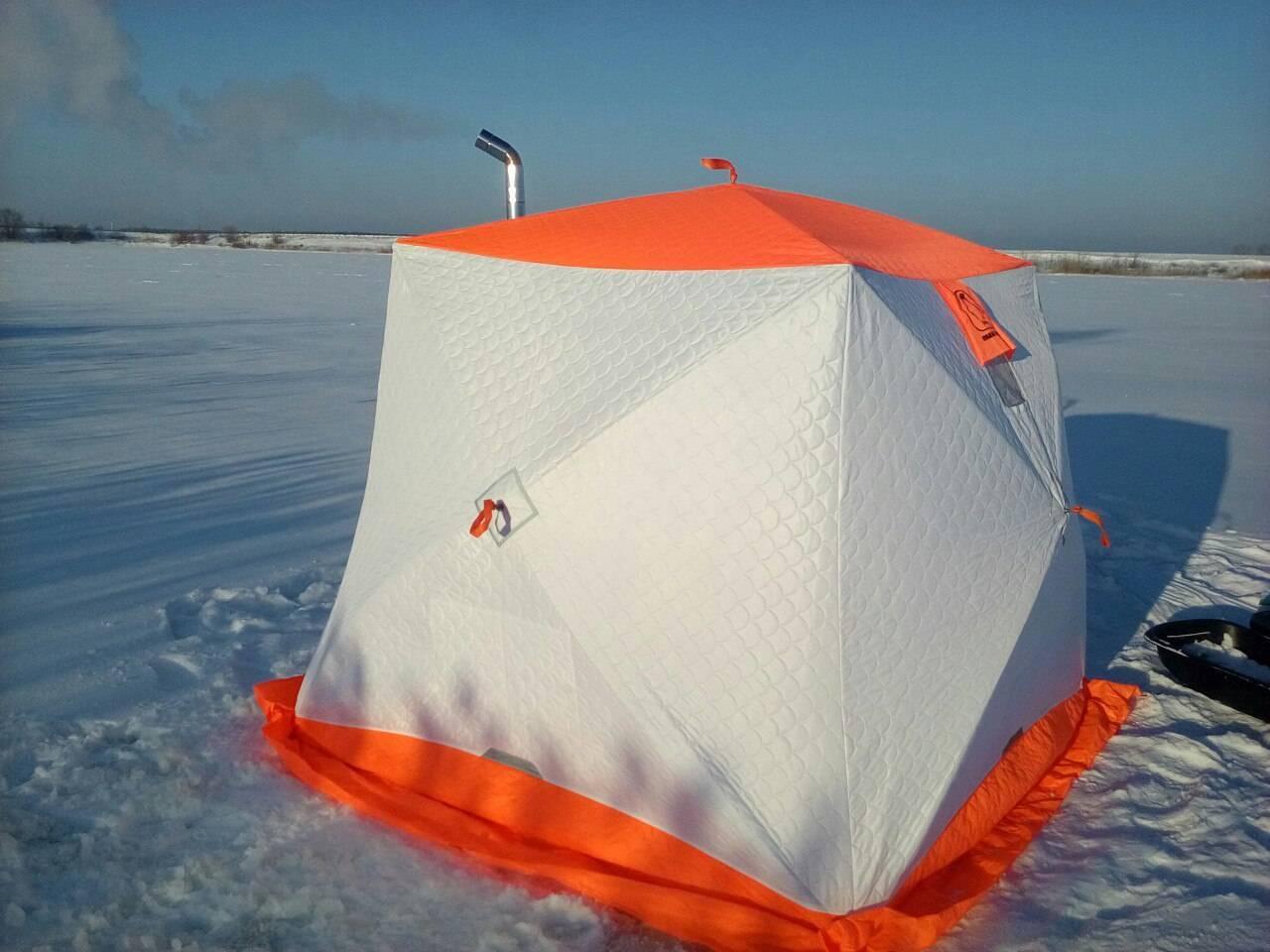 Как организовать обогрев палатки: пошаговая инструкция. палатки с печкой. туристический обогреватель для палатки