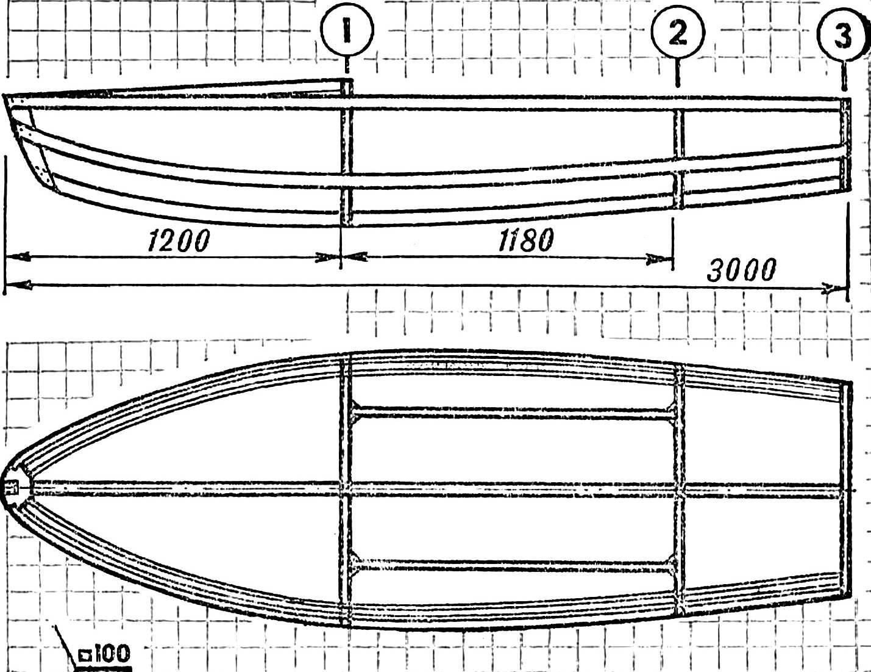 Лодка-плоскодонка своими руками (из фанеры, досок, алюминиевая): чертежи, чем лучше килевой