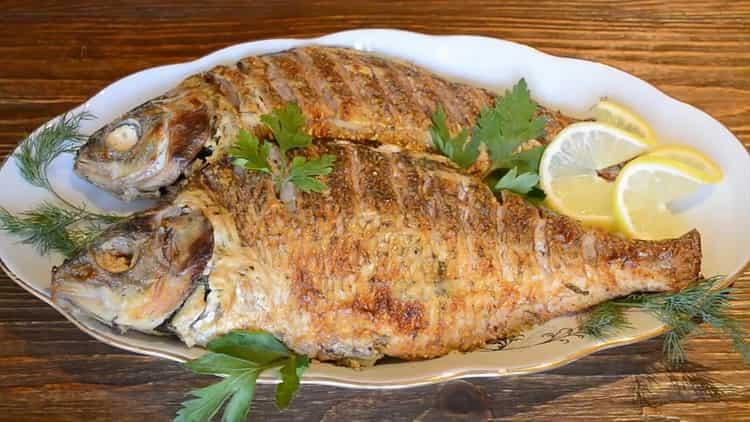 Рыба в сметане: 10 лучших рецептов  