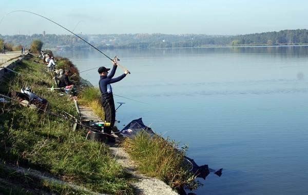 Рыбалка в калужской области в 2019 году: платные и бесплатные места