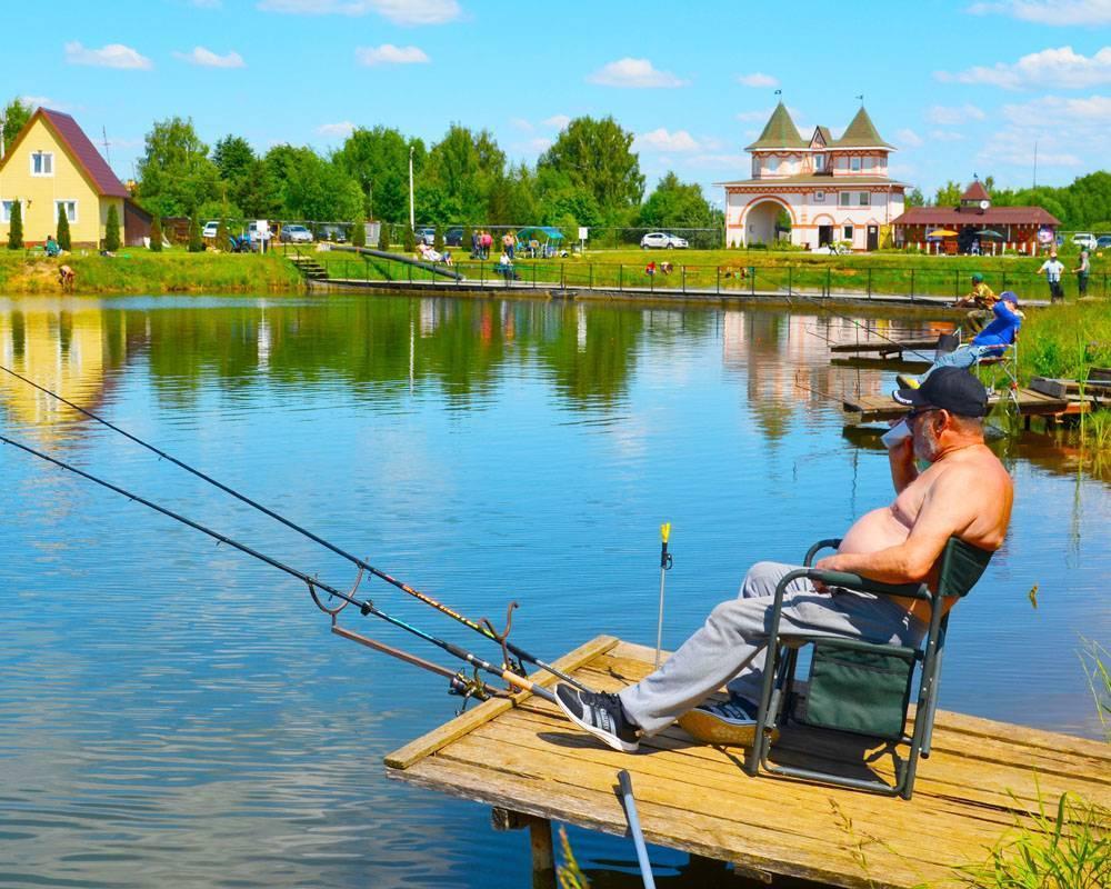 """Рыболовно-охотничья база семейного отдыха """"углянское"""""""