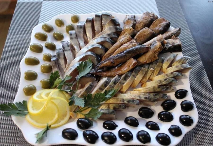 Идеи для оформления рыбной нарезки - женский сайт. интересные статьи для женщин и девушек - медиаплатформа миртесен