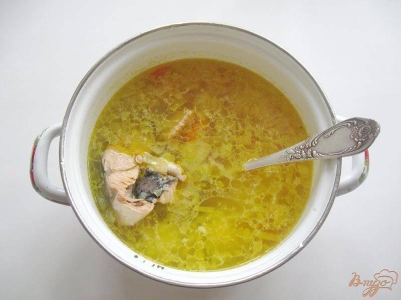 Рыбный суп из консервов – кулинарный рецепт